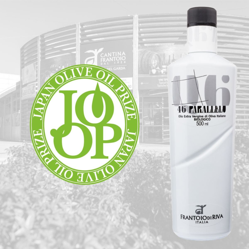 Ulei Extravirgin de Masline, 100% Italian, 46 Paralello Bio-Agraria Riva del Garda, Eco, 500ml