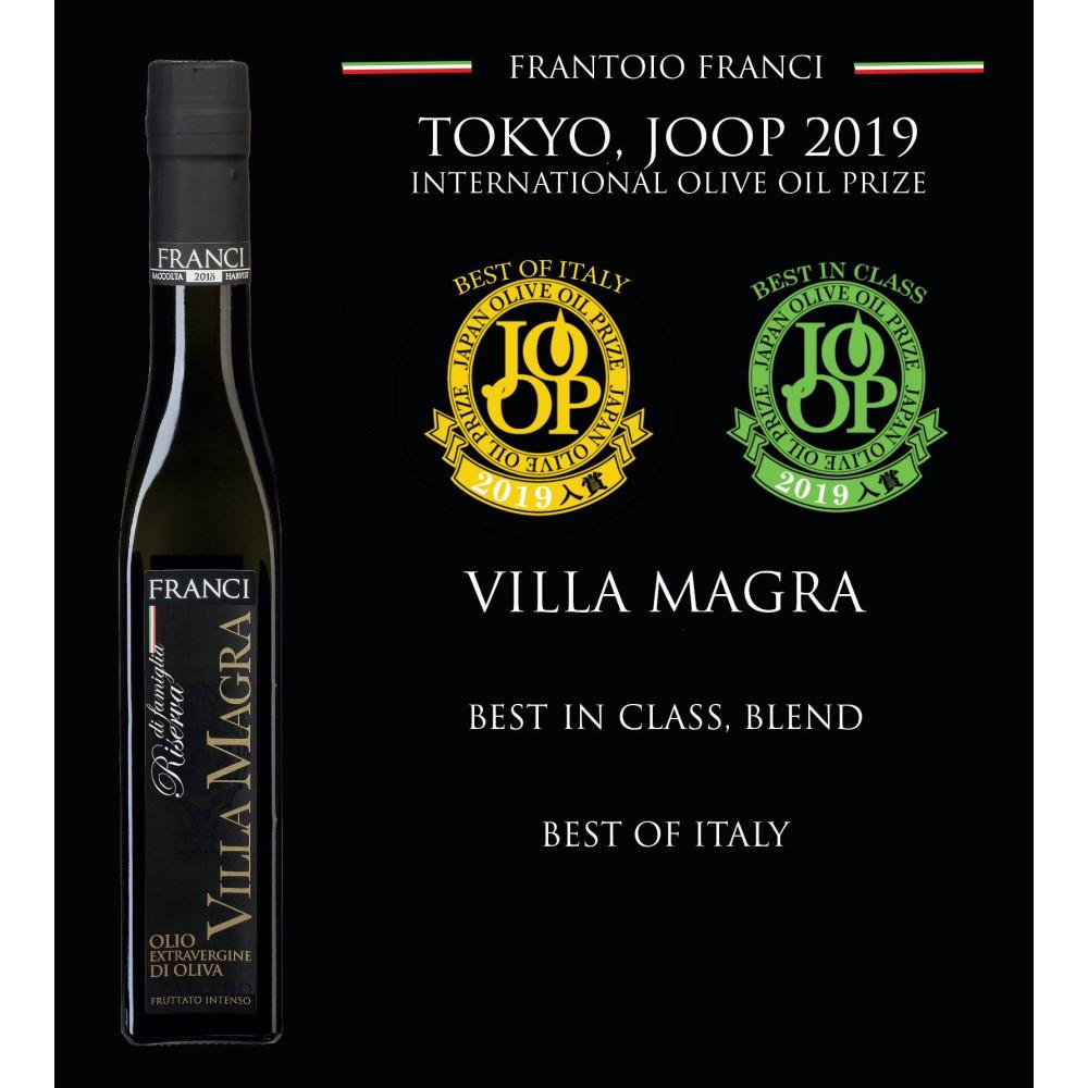Ulei Extravirgin de Masline, 100% Italian, Villa Magra-Frantoio Franci, 100 ml