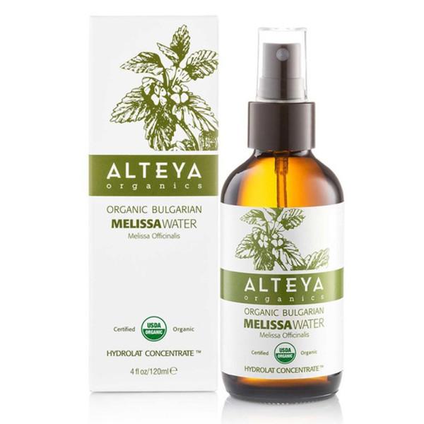 Apa de Flori Melissa Officinalis 100% Naturala, Alteya Organics, Eco, 120 ml