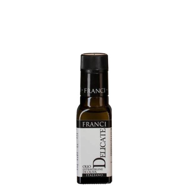 Ulei Extravirgin de Masline, 100% din Italia, Delicate-Frantoio Franci, 100 ml