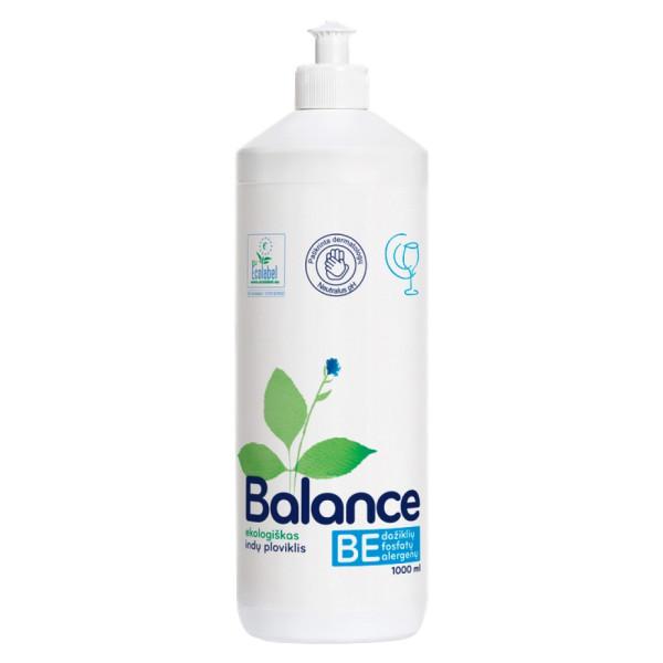 Detergent Ecologic pentru Vase, Lichid, Balance Ecological, 1 L