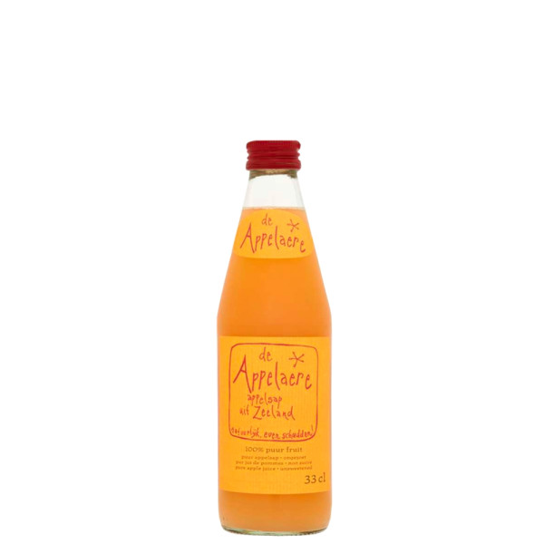 Suc din Mere 100% Natural, de Appelaere, 330 ml
