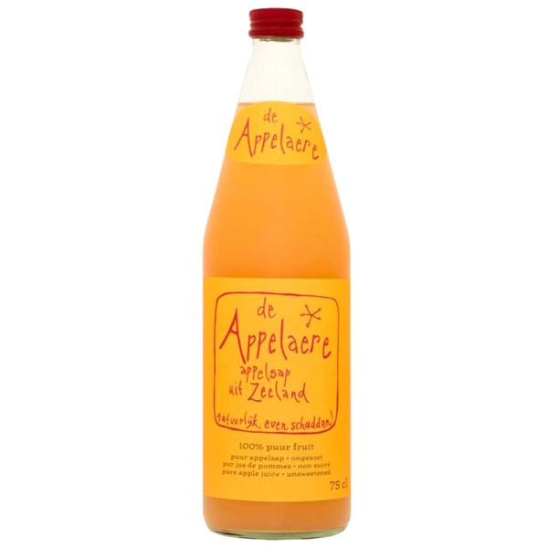 Suc din Mere 100% Natural, de Appelaere, 750 ml