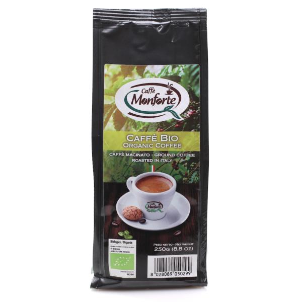 Cafea Macinata, Monforte, Eco, 250 gr