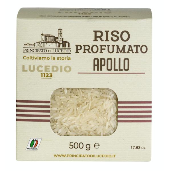 Orez Apollo parfumat, Principato di Lucedio, 500 gr
