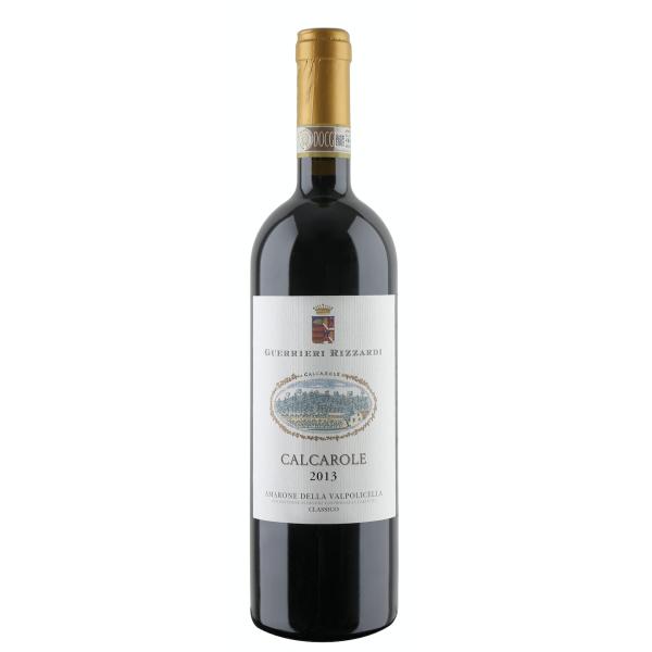 Vin Rosu Calcarole, Amarone Classico della Valpolicella DOCG, Guerrieri Rizzardi, 2013