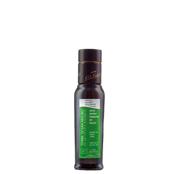 Ulei Extravirgin de Masline, 100% Italian, Terre di San Mauro-Olearia San Giorgio, Eco, 100 ml