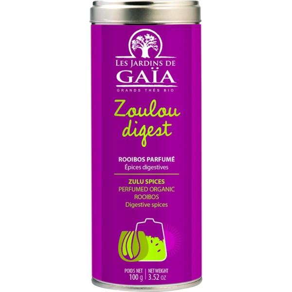 Ceai Roiboos Zulu Spices, Le Jardin du Gaia, Eco, 100 gr