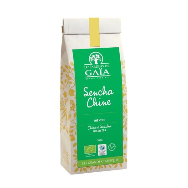 Ceai Verde Chinese Sencha, Le Jardin du Gaia,  Eco, 100 gr