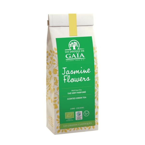 Ceai Verde Jasmine Flowers, Le Jardin du Gaia,  Eco, 100 gr