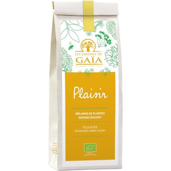 Ceai din Plante Pleasure, Le Jardin du Gaia, Eco, 50 gr