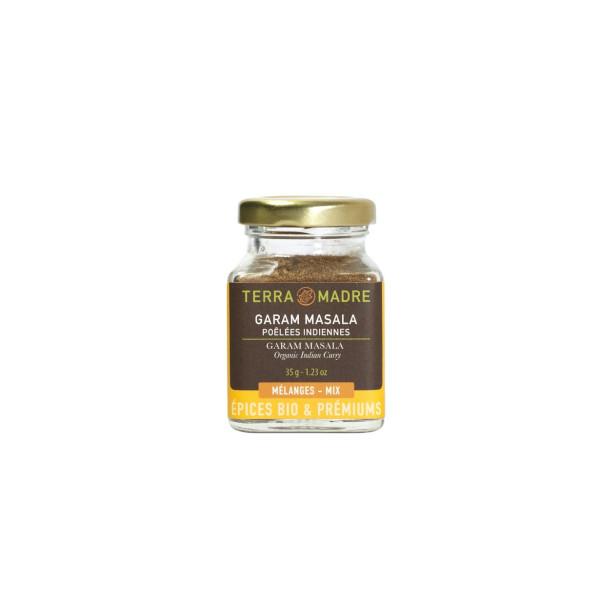 Garam Masala, Terra Madre, Eco, 35 gr