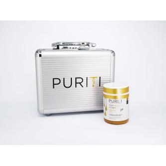 Miere de Manuka Raw Premium Puriti, Monoflorala, Certificata Grand Cru UMF®28+ (MGO 1450+), 250 gr