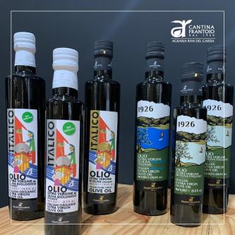 Ulei Extravirgin de Masline, 100% Italian, 1926 Bio-Agraria Riva del Garda, Eco, 500 ml
