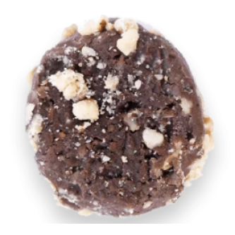 Bile Proteice Vegane Keto cu Ciocolata si Alune, fara Gluten, Boostball, 40 gr