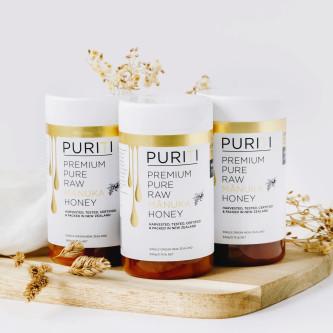 Miere de Manuka Raw Premium Puriti UMF®12+ (MGO 400+), 250gr