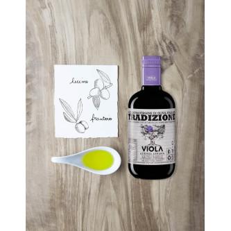 Ulei Extravirgin de Masline, 100% Italian, Tradizione-Viola, 750ml